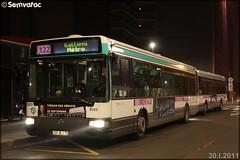 Irisbus Agora Line – RATP (Régie Autonome des Transports Parisiens) / STIF (Syndicat des Transports d'Île-de-France) n°8393 - Photo of Noiseau