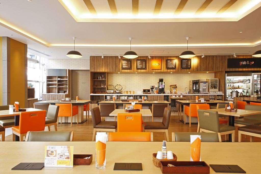 Oakwood Hotel & Apartments Shin-Osaka 5
