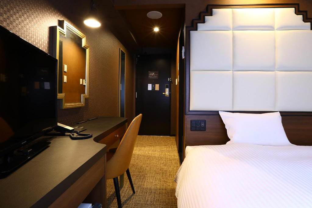 Hotel Wing International Select Osaka Umeda 4