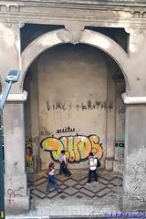 graffiti - Olhos