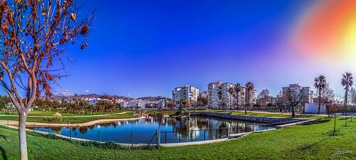 Parque Maria Zambrano