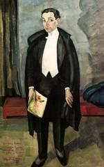 O Arquitecto José Pacheco (1925) - Mário Eloy (1900
