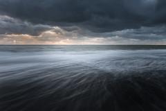 Beach at Westenschouwen, The Netherlands-2