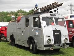 STT 318 Dennis F8 Devon Fire Brigade WSR rally