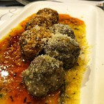 Meatball dish at Emma - https://www.flickr.com/people/12452064@N00/