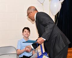 Barnsley Elementary Blue Ribbon Ceremony