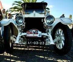 Roll-Royce Silver Ghost