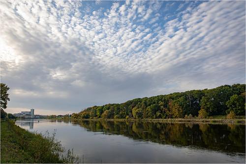 Riesa . Saxony