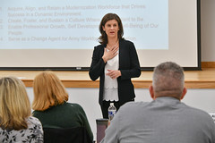 Katharine Kelly from AFC Visits CCDC-9