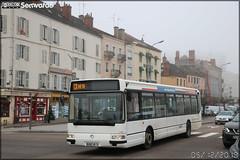 Irisbus Agora Line – STAC (Société de Transport de l'Agglomération Chalonnaise) (Transdev) / Zoom n°1041
