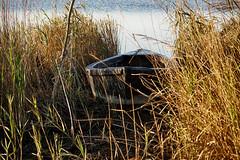 Barca escondida