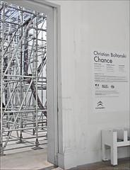Christian Boltanski à la 54ème Biennale d'art de Venise en 2011.