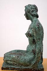 Brazil-01093 - Kneeling Woman
