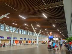Inside New International Terminal