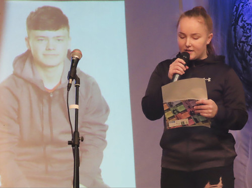 20/20 Vision- Ballyfermot Youth Service 14th January 2020