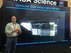 WFIRST at the American Astronomical Society Conference - 2020
