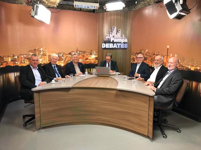 13/01/2020 Programa Pampa Debates