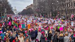 2017 Women's March 1 WDC