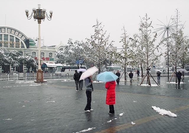 Zhengyang Gate Beijing