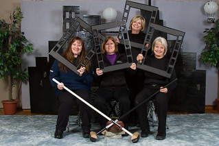 Ladies Black and White Bonspiel January 2020