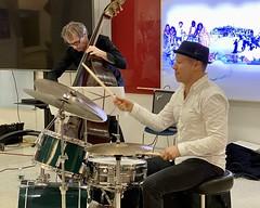 Day 14/366: Jazz Musicians