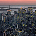 New York Dusk by Paul Lambeth