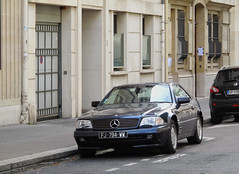 1996 Mercedes-Benz SL 280 (R129)