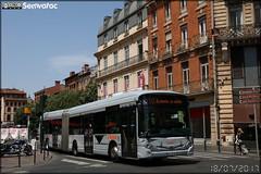 Heuliez Bus GX 427 – Tisséo n°1453