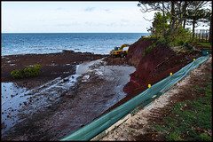Work continues to stop erosion of Red Cliffs of Scarborough-2=