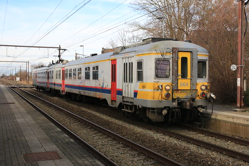 NMBS AM 66 664 Remicourt 15-01-2020