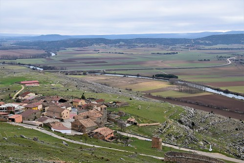 Gormaz (Castilla y León, España, 6-12-2019)