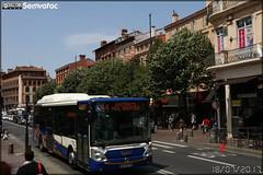 Irisbus Citélis  12 CNG – Tisséo n°0914