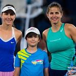 Belinda Bencic, Julia Goerges
