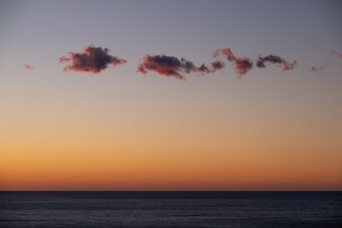 Writing on the sunset sky...- Scrivere sul cielo al tramonto...