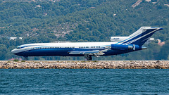 Boeing 727-200 Starling Aviation - Photo of Le Rove