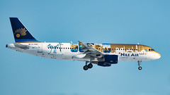 Airbus A320-200 Nile Air (Egypt Livery)
