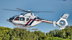 Eurocopter EC-135 French Customs - Photo of La Crau