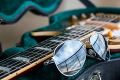 Guitar Aviator Sunglasses Fashion Edited 2020