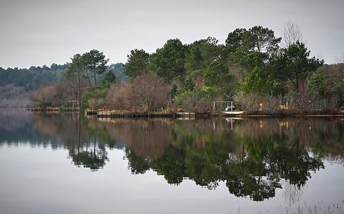 Lac de Léon - Landes
