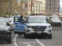 NYPD Ford Explorer Police Interceptor Utility