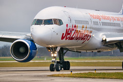 Boeing 757-200 Jet2 - Photo of Champier