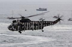 Westland Sea King HC4 - Royal Navy - ZE425