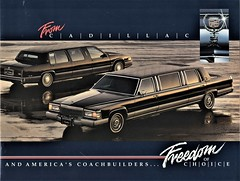 1991 Cadillac Limousines