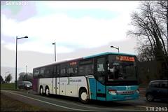 Setra S 417 UL – STAO 72 (STAO PL, Société des Transports par Autocars de l'Ouest – Pays de la Loire) (Veolia-Transdev)  / Pays de La Loire n°72064