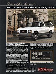 1991 GMC S-15 Jimmy SLT Touring Package