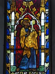 Stanford on Avon - 14th Century Glass