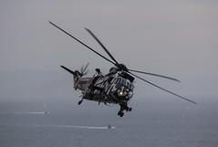 Westland Sea King HC4 - Royal Navy - ZE425 / WR