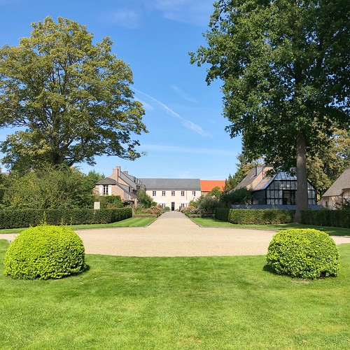Arboretum Wespelaar - Vlaams-Brabant