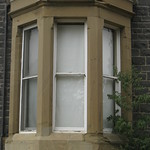 The Bay Window of the Former Saint George's Presbyterian Church Manse - Corner of Latrobe Terrace and Ryrie Street, Geelong