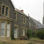 The Former Saint George's Presbyterian Church Manse and Church - Corner of Latrobe Terrace and Ryrie Street, Geelong